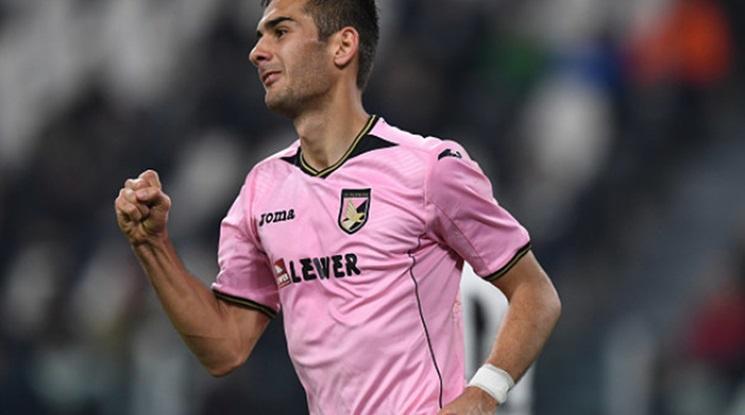 Чочев отряза новаци в Серия А, остава лоялен на Палермо