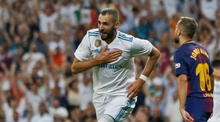 Реал Мадрид грабна Суперкупата! Барса е на колене! (видео)