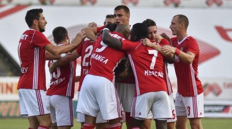 ЦСКА е най-младият отбор в Първа лига