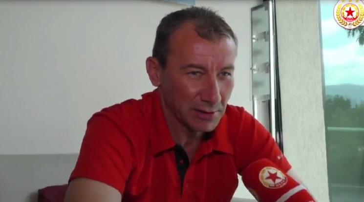 Белчев: ЦСКА е дразнител за всички (видео)