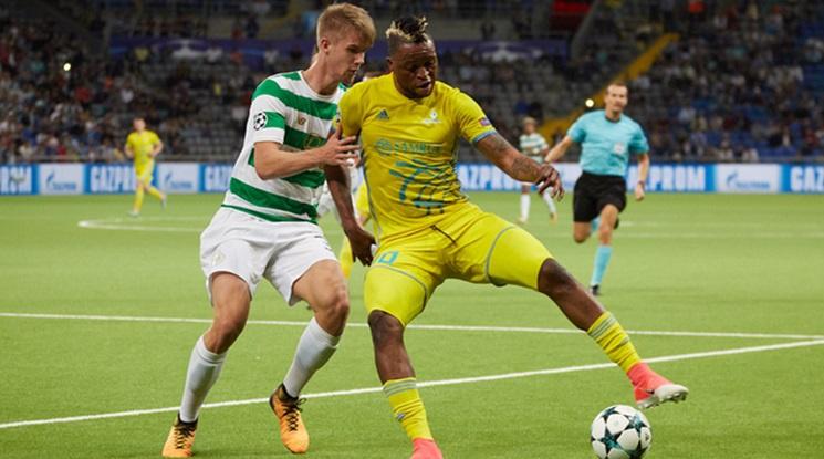 Мъри и Астана отпаднаха с достойнство от Шампионската лига