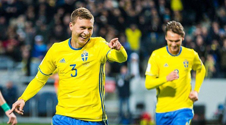 Шведите без Златан - по-силни от очакваното