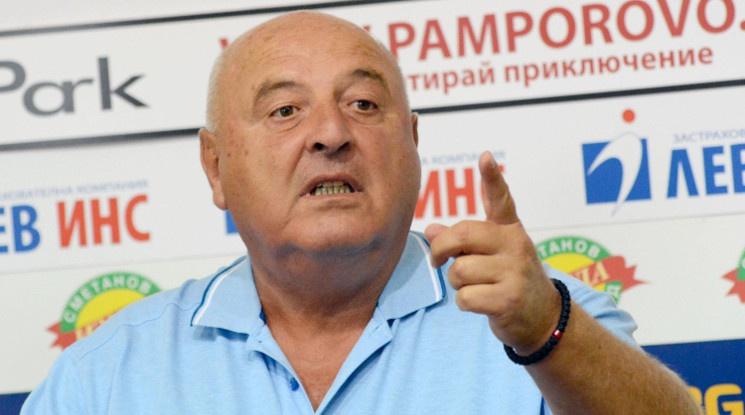 Венци Стефанов: ЦСКА може да задмине Лудогорец (видео)