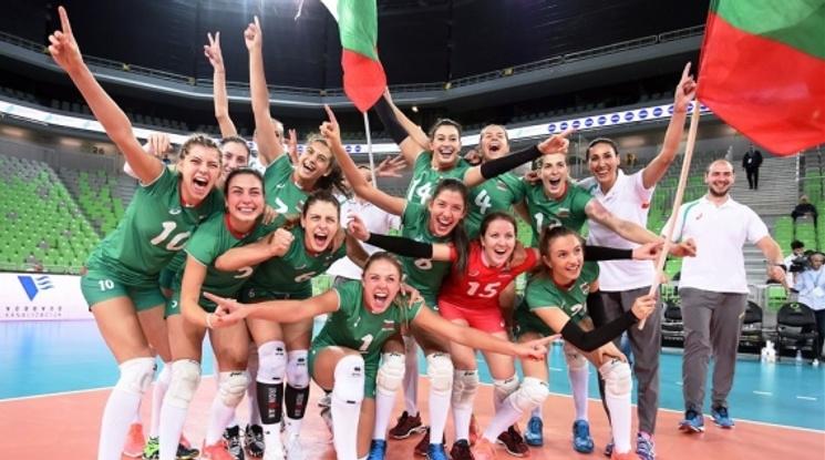 Волейболистките спечелиха бронз от Световното първенство до 23 г.