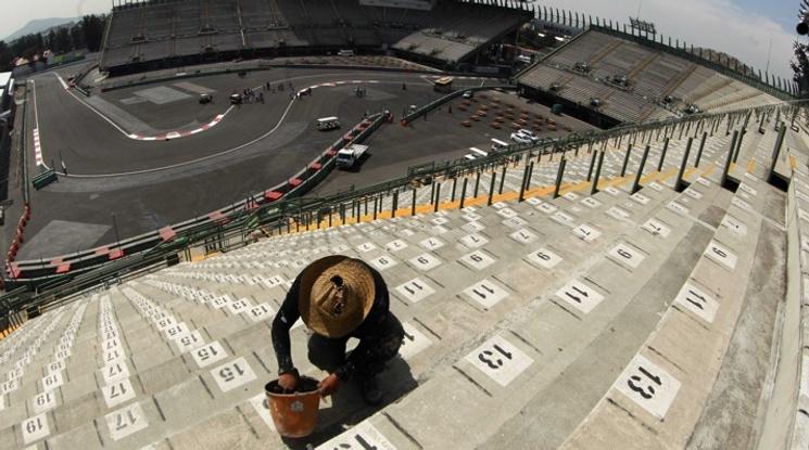 Пистата в Мексико не е пострадала от земетръса
