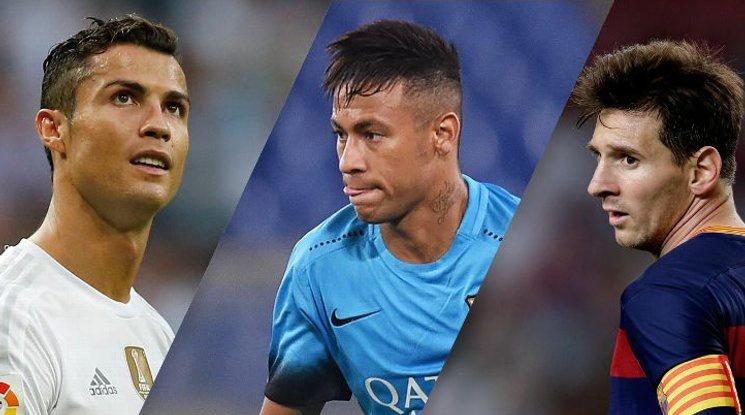 ФИФА обяви финалистите за Футболист №1 на годината
