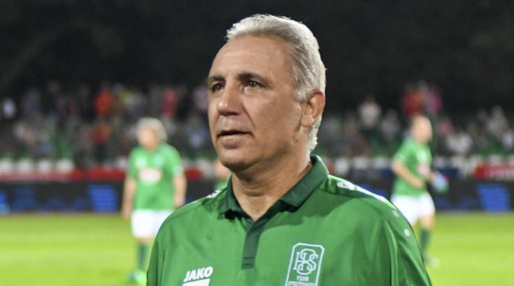 Стоичков: Като българин винаги искам да побеждавам