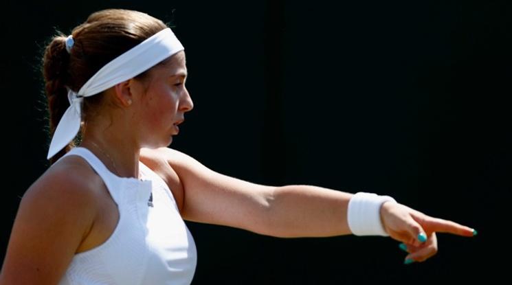 Остапенко елиминира световната номер 1 в Ухан