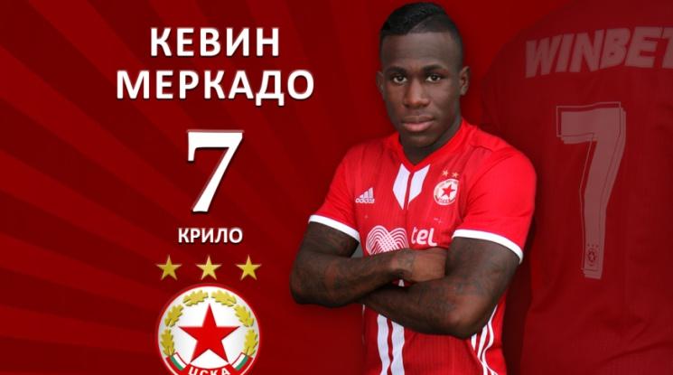 И Меркадо взима български паспорт, ако подпише нов договор с ЦСКА