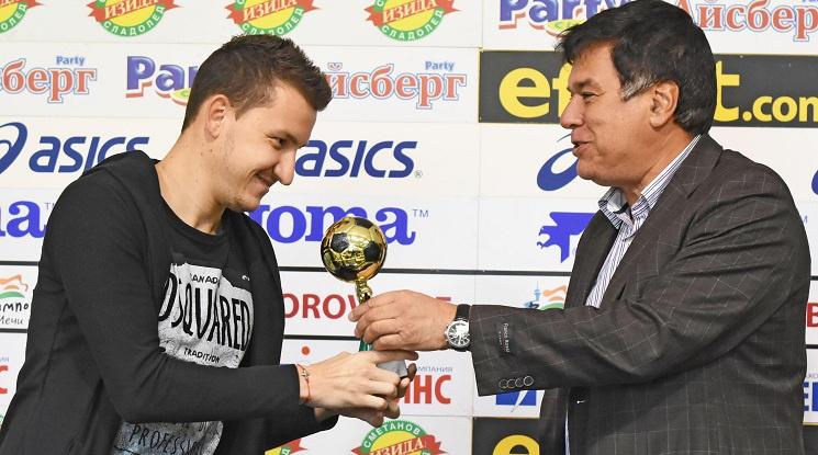 Неделев: В България бих играл само за Ботев