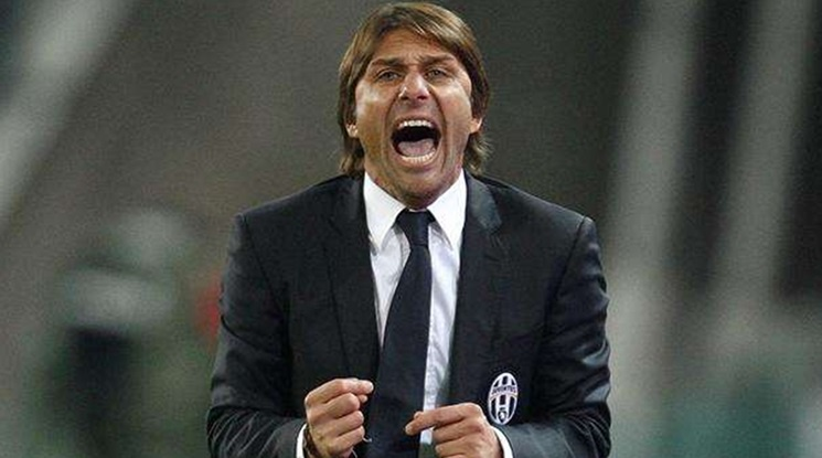 Милан се размечта за Конте