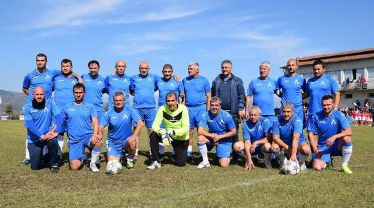 """Левски се включва за втора поредна година във футболния спектакъл на """"Калабак"""" – Самуилово"""