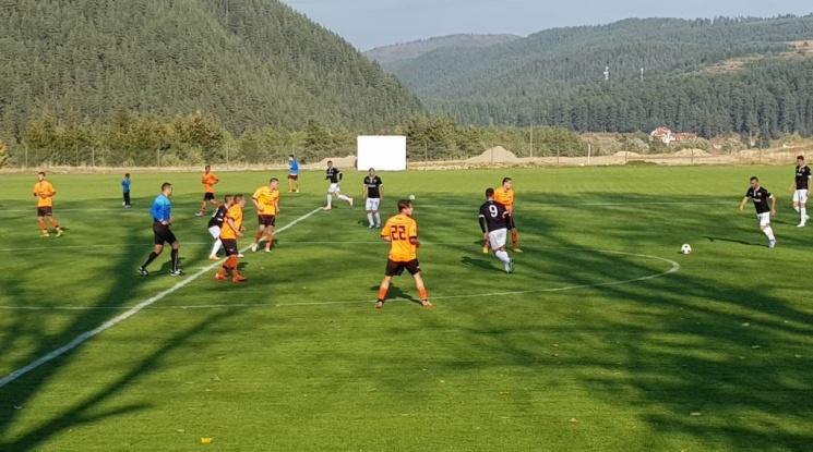 Локо Пловдив надви Рилски спортист с 3:0