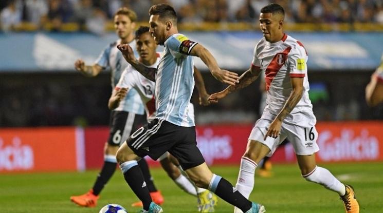 Аржентина на крачка от голямата издънка (видео)