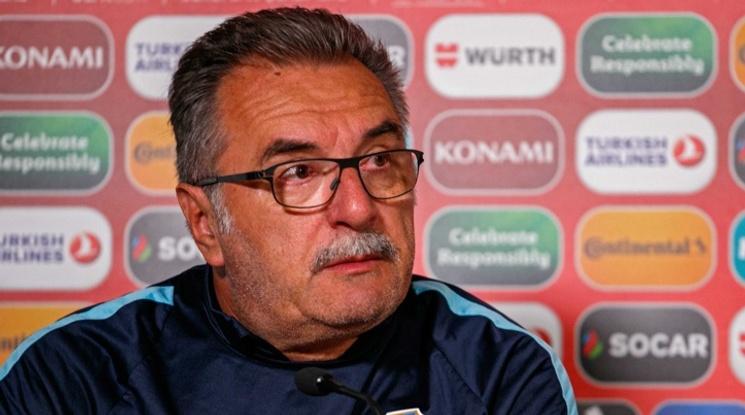 Далич замени Чачич начело на Хърватия