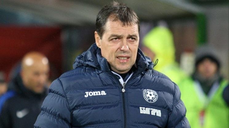 Хубчев: Не приемам мача с Люксембург като репетиция