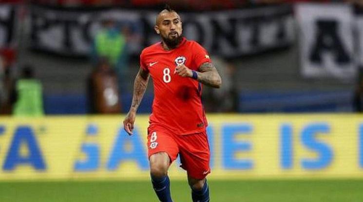 Артуро Видал приключи с националния отбор