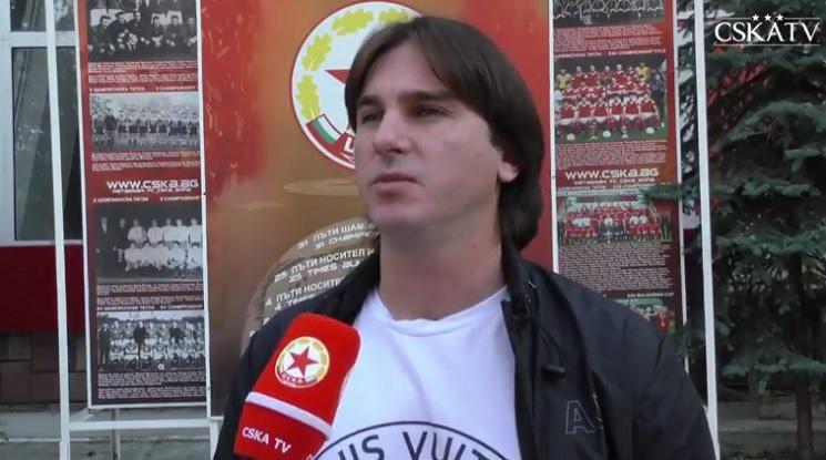 Велизар Димитров: В Лондон беше грандиозно (видео)