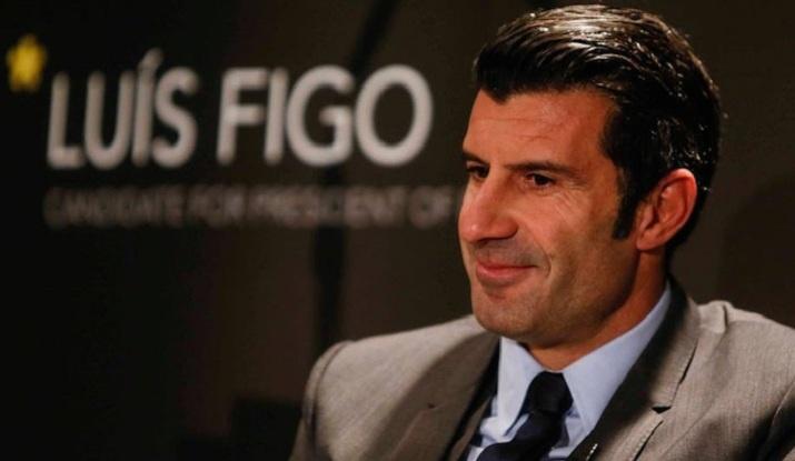 Назначиха Луиш Фиго за футболен съветник в УЕФА