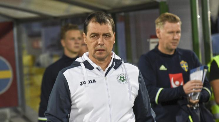 Петър Хубчев остава за Евро 2020