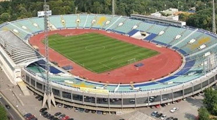 Строят нов национален стадион в крайните квартали на София?
