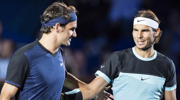 Федерер срещу Надал за титлата в Шанхай