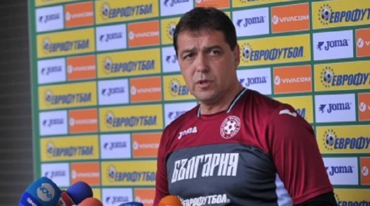 Петър Хубчев остава начело на лъвовете
