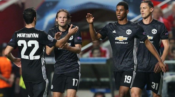 Три от три за Юнайтед в ШЛ (видео)