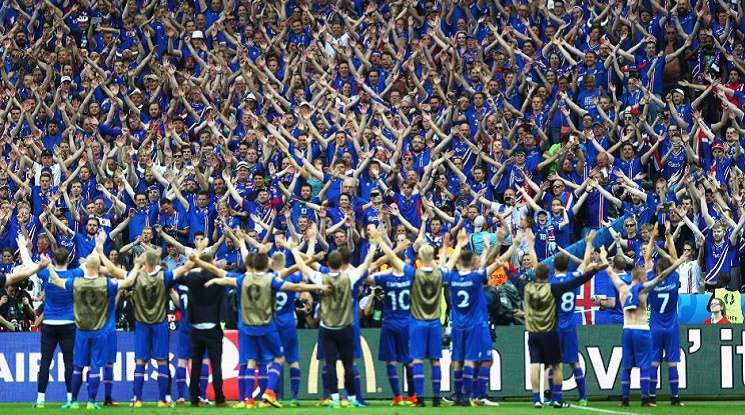 Исландия се цели в 1/8-финал на Мондиала в Русия