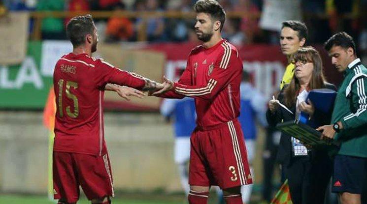 Криза в националния отбор на Испания: Трима лидери напускат Ла Фурия