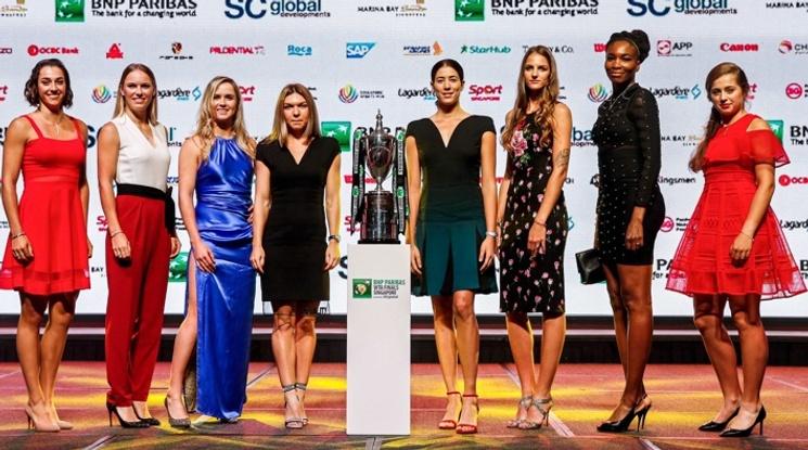 Всички в Сингапур без Гарсия спорят за първото място в ранглистата