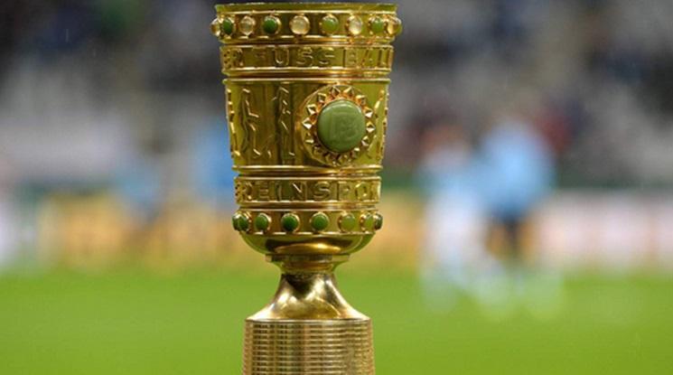 Пълен жребий за 1/8 финалите в турнира за Купата на Германия
