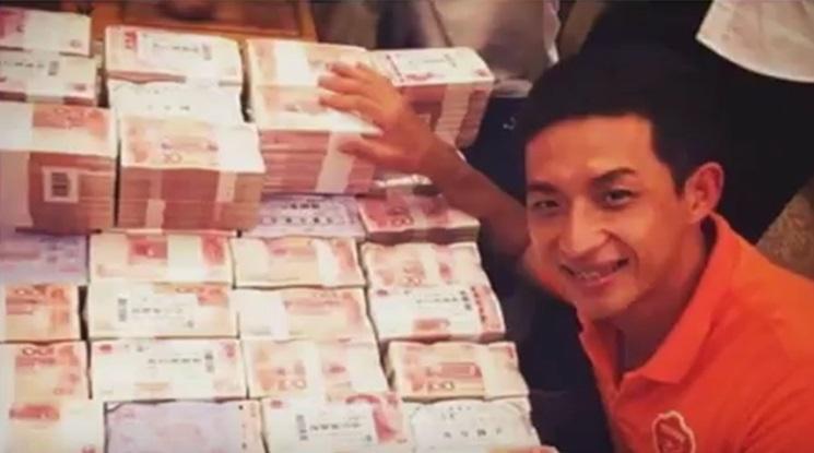 Китайци получиха по 3,5 милиона долара на калпак за промоция...във Втора дивизия
