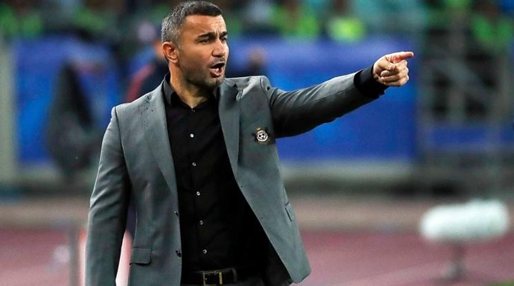 Треньорът на Карабах замени Просинечки на кормилото на Азербайджан