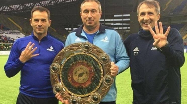 Мъри спечели четвърта поредна титла на Казахстан (видео)