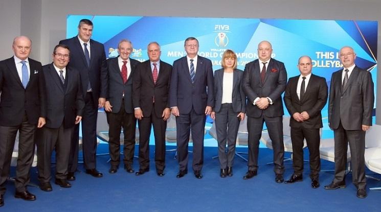 Кралев: Световното е венец в политиката на държавата за спорта