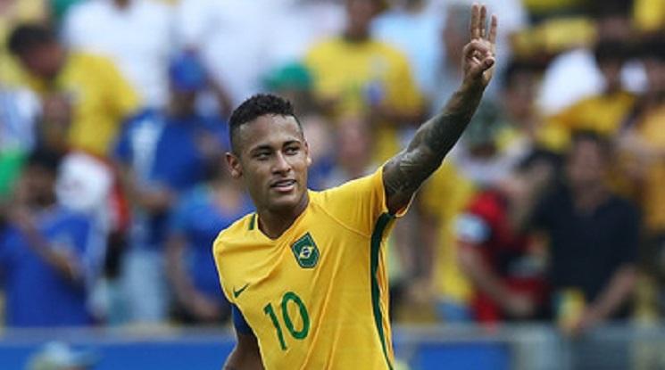Бразилия победи Япония в контрола (видео)