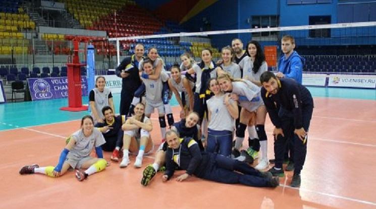 Голям успех за клубния ни женски волейбол (видео)