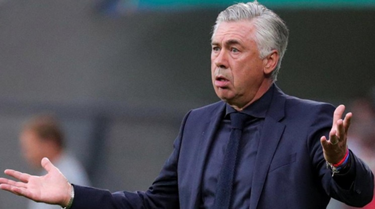 Анчелоти поема Италия при класиране за Мондиала?