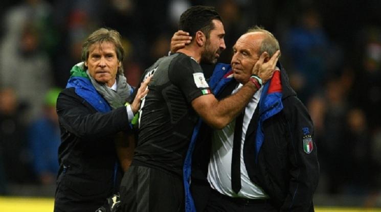Официално: Италия уволни Вентура