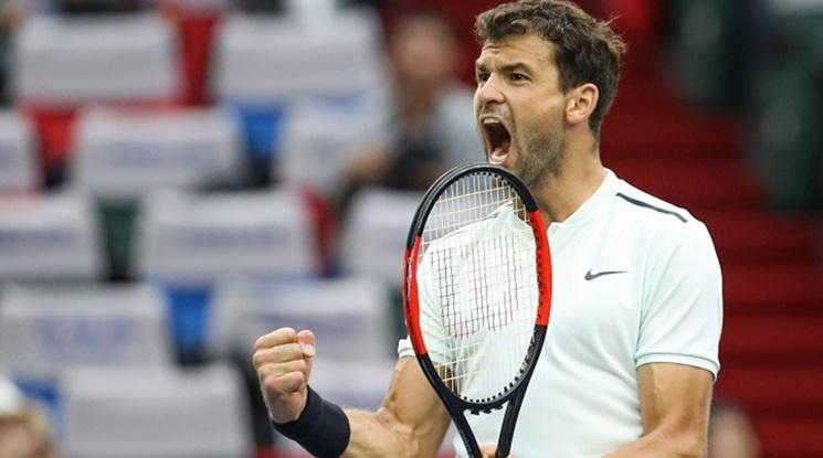 Sky Sports: Григор ще диктува темпото и новия световен ред в тениса през 2018-а г.