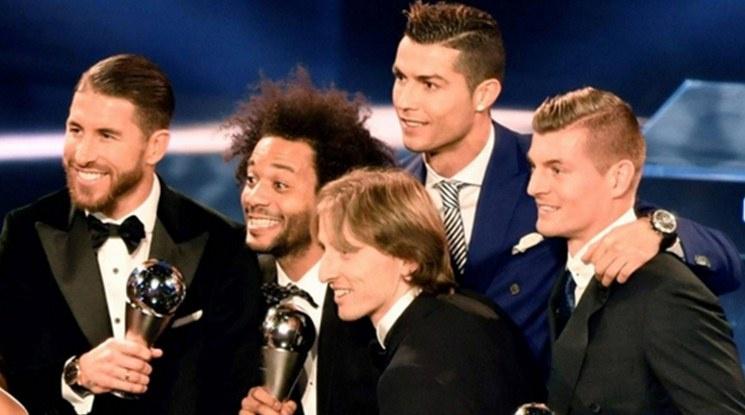 Добри новини за Реал преди мадридското дерби