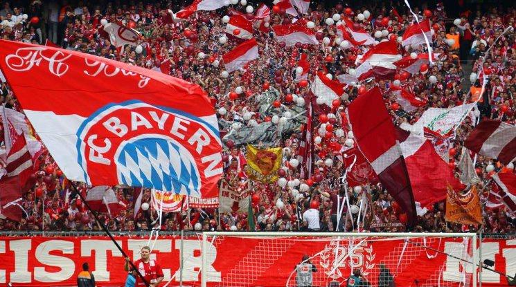 УЕФА стартира разследване срещу Байерн