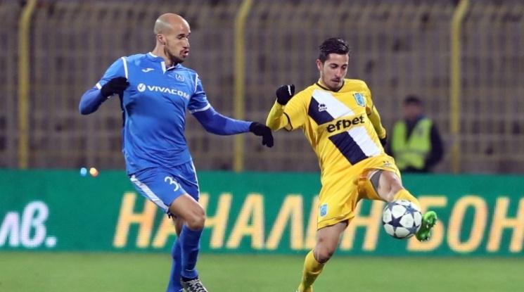 Левски надви Верея с много спорен гол в последната минута (видео)