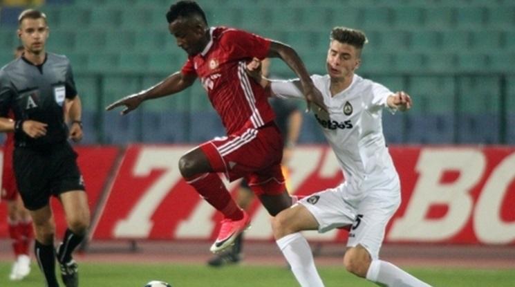 ЦСКА-София продава Кулма на шампиона на Колумбия