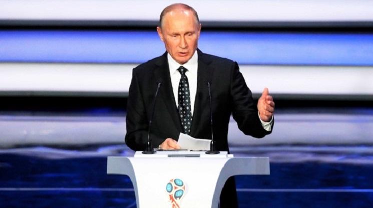 Путин: Русия очаква Световното с нетърпение
