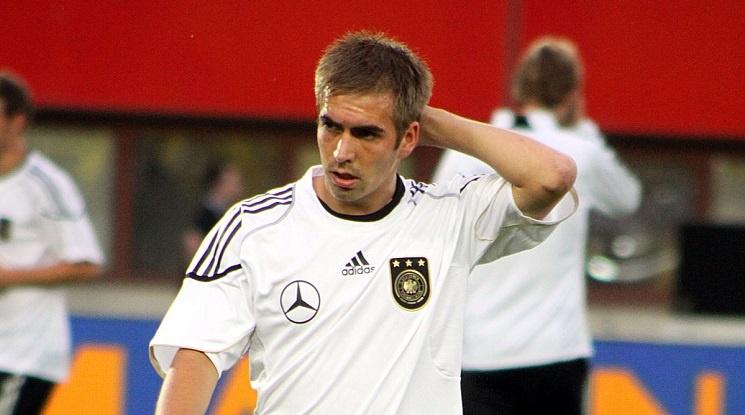 Филип Лаaм става почетен капитан на Германия