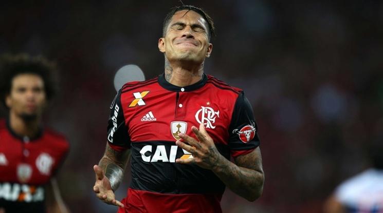 ФИФА дисквалифицира Гереро за 1 година