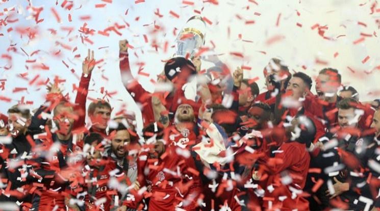 Канадски тим стана шампион на САЩ (видео)
