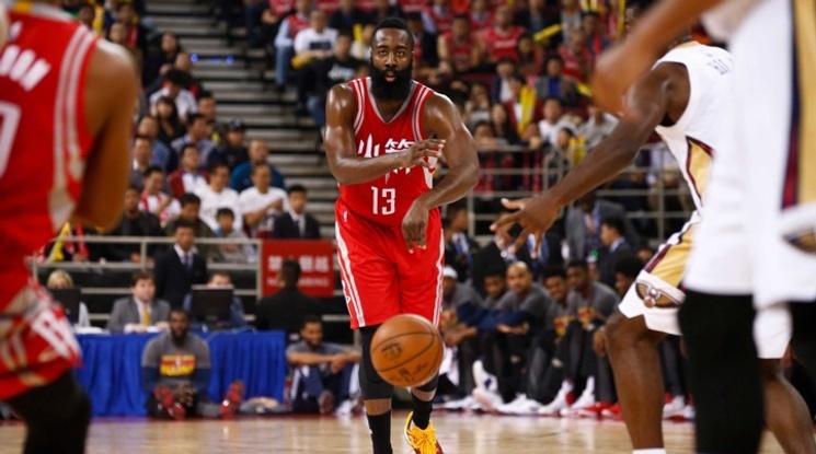 Хюстън закръгли на 10 поредните си победи в НБА